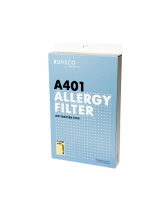 Approved UK Re-Seller A401 ALLERGY Replacement Filter for P400