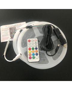 12V - 10M Digital Magic Dream Chasing Flag Pole Led Strip Light Remote Controlled