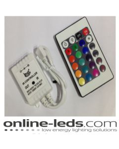 5050 RGB Mood Colour Music Controlled Controller SMD5050