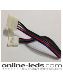 Dual Led Connector for RGB SMD 5050